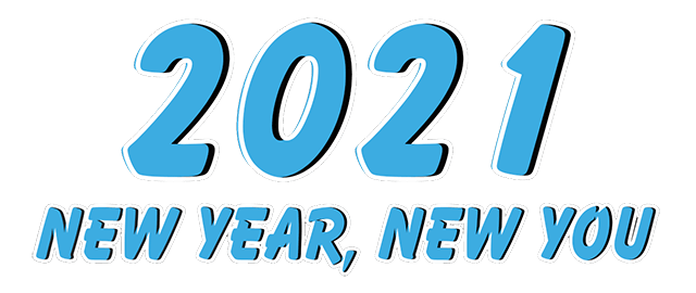 2021 New Year, New You